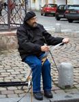 Fuchsschwanz als Musikinstrument (elektrischer Fuchsschwanz)